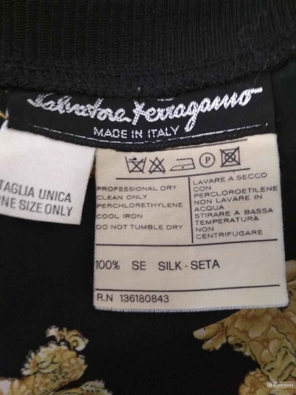 Блуза Salvatore Ferragamo, р. 48