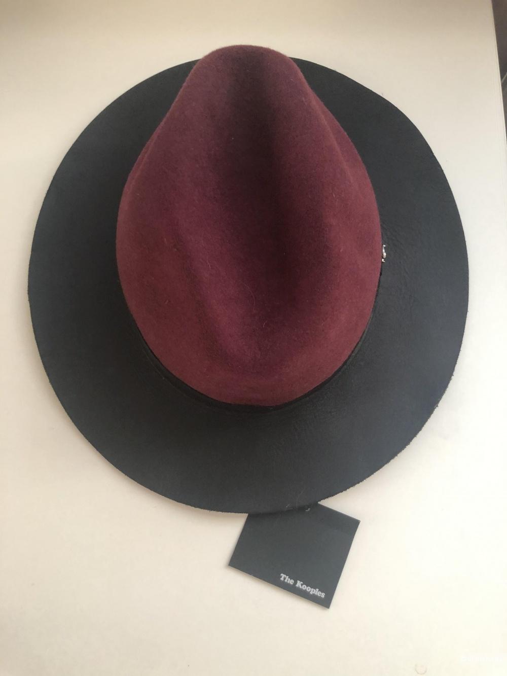 Шляпа Thekooples. Размер 55.