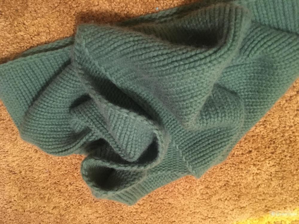 Кашемировый шарф Ochre Cashmere размер S