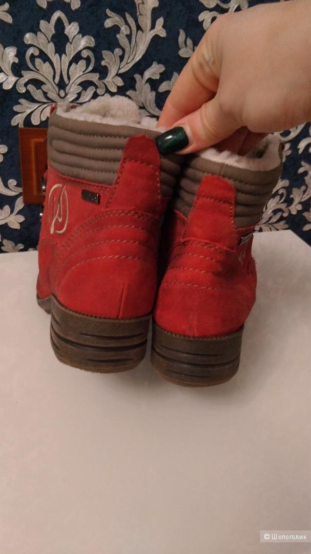Ботинки Jane р.38-39