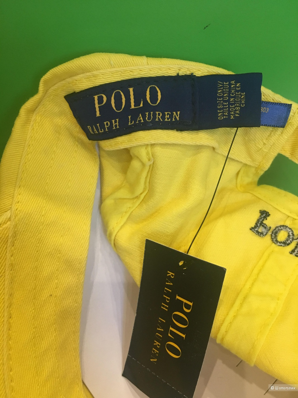 Бейсболка Polo Ralf Lauren,one size
