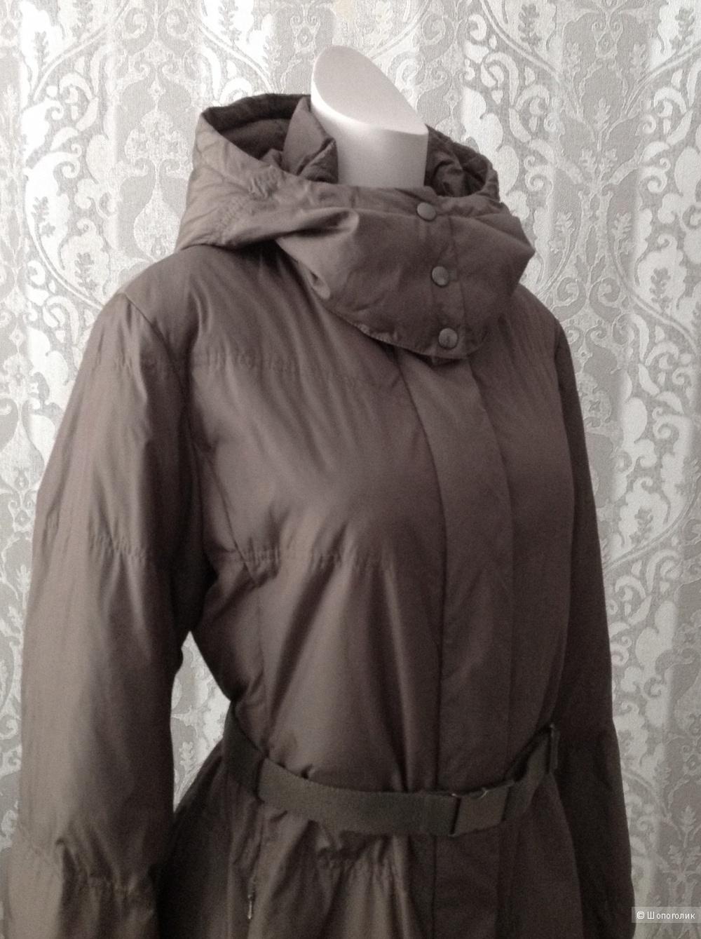 Пуховое пальто Strenesse Blue, размер 40 euro.