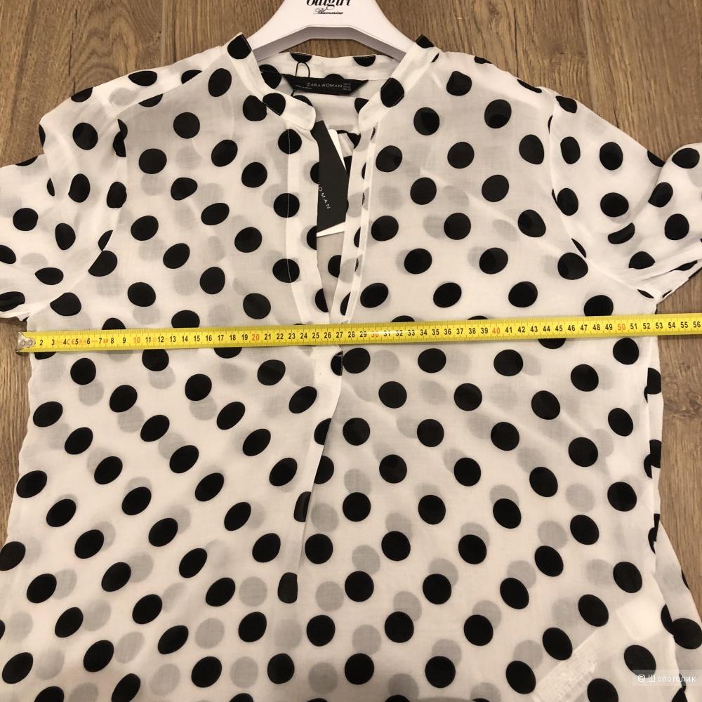 Рубашка Zara, размер М