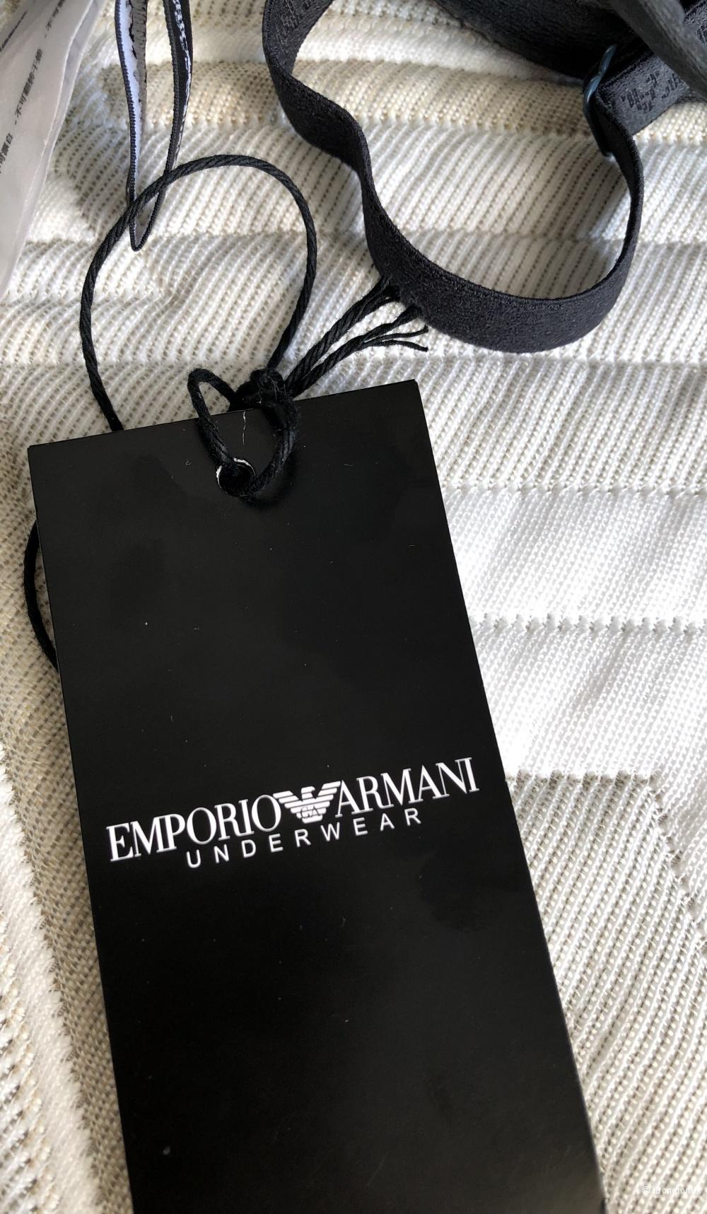 Бюстгальтер от Emporio Armani.Размер 75В.
