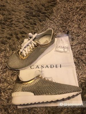 Кроссовки Casadei. Размер 39.