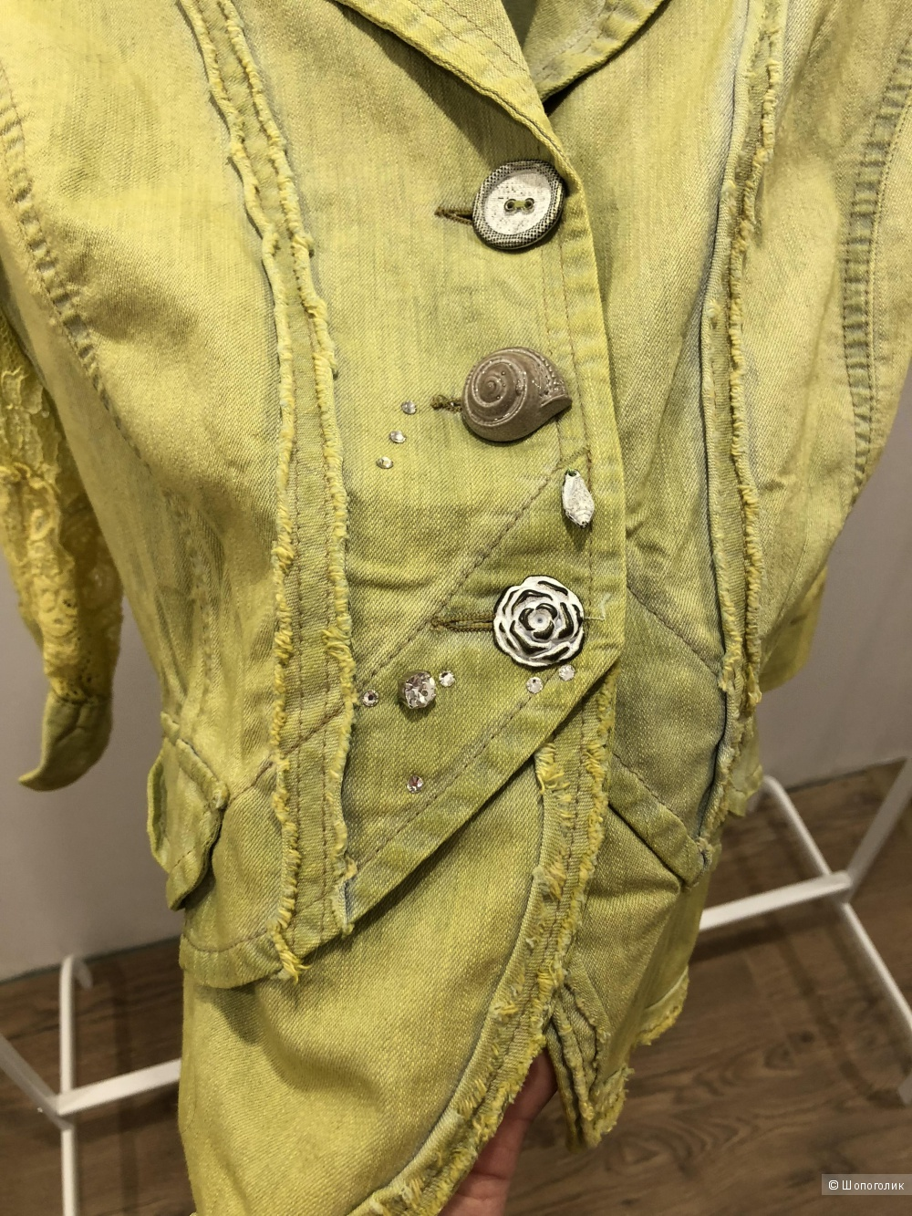 Пиджак, Bottega, размер М
