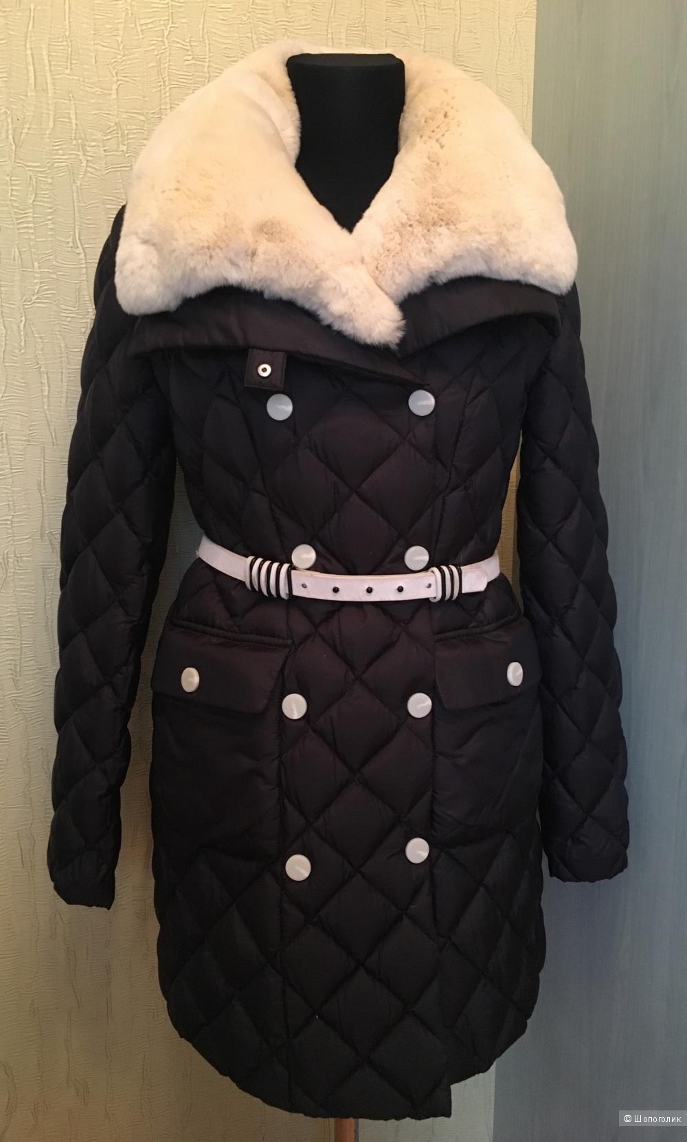 Пуховое пальто ODRI, размер 44