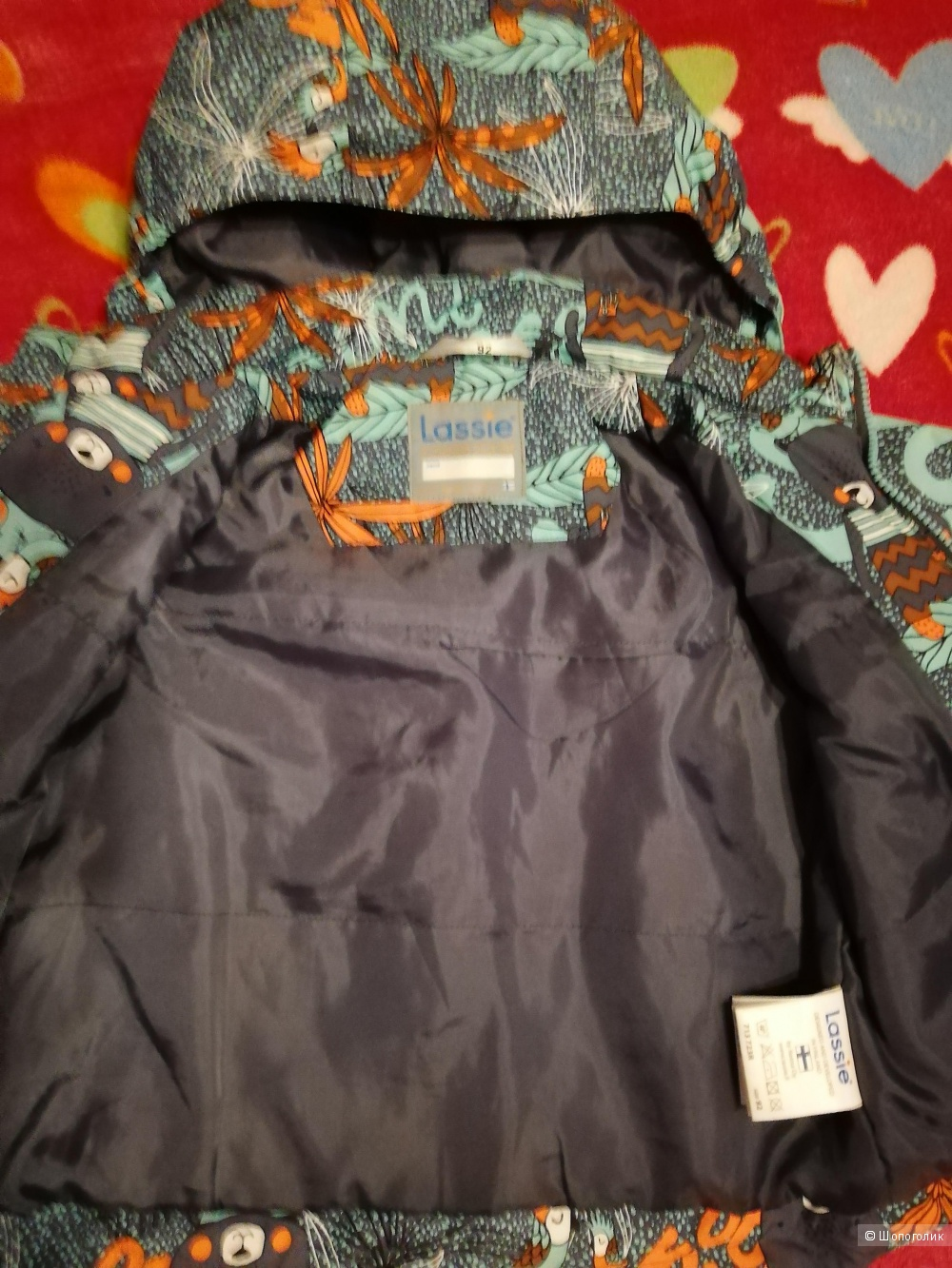 Комплект куртка/брюки Lassie', размер 92