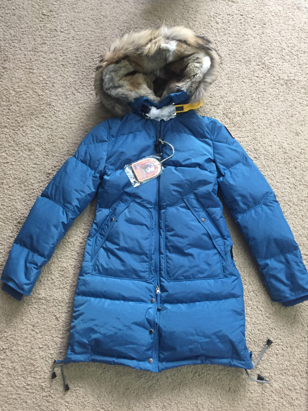 Parajumpers Long bear р.S