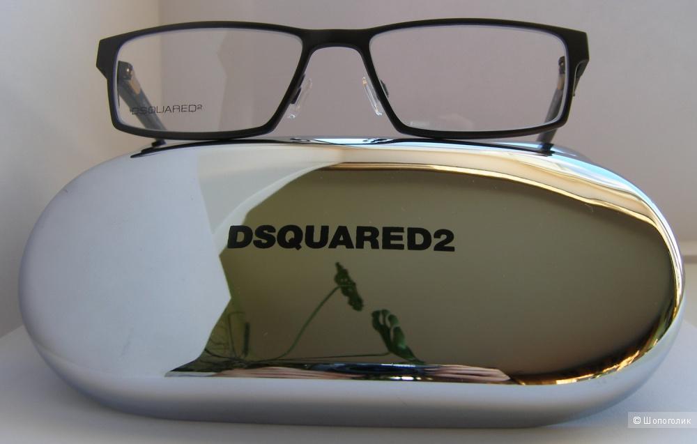 Очковая оправа Dsquared2