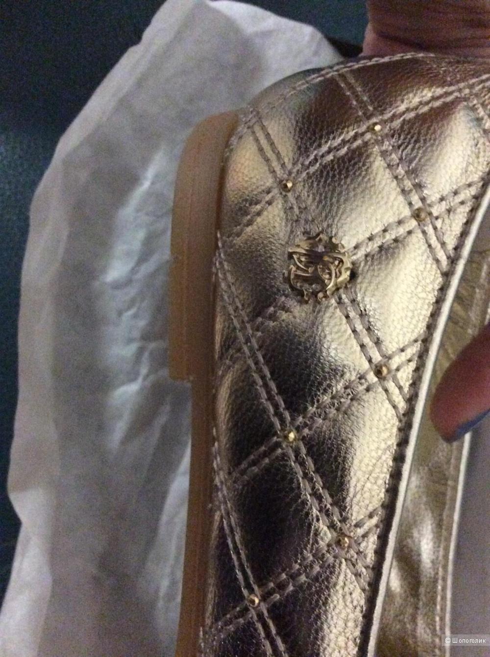 Туфли слипперы  Roberto Cavalli, 38