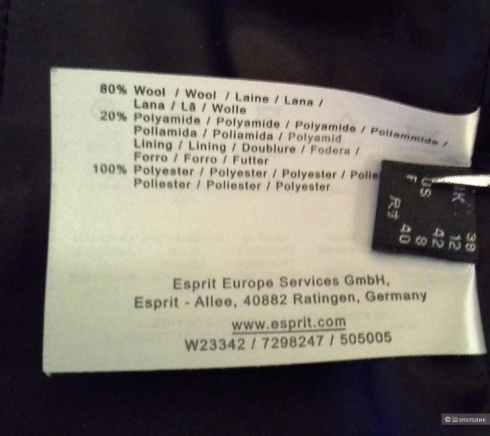 Пальто Esprit collection размер 44 - 46
