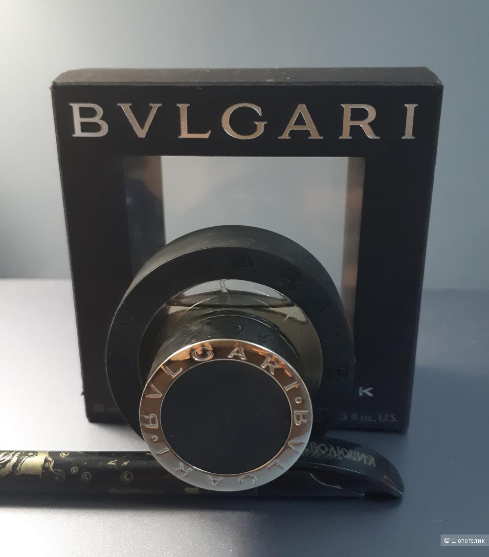Туалетная вода   BVLGARI BLACK 35 мл из 40 мл