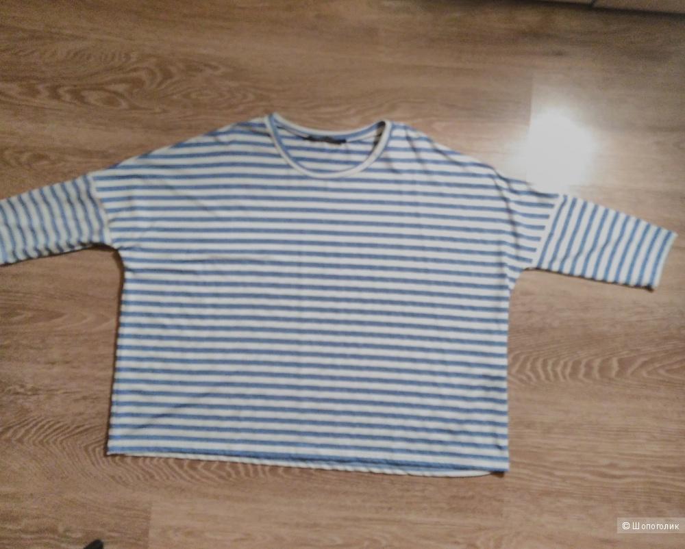 Блуза-тельняшка La Reine Blanche размер 46/48+