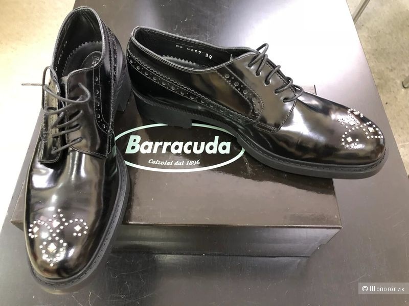 BARRACUDA ботинки, размер 39