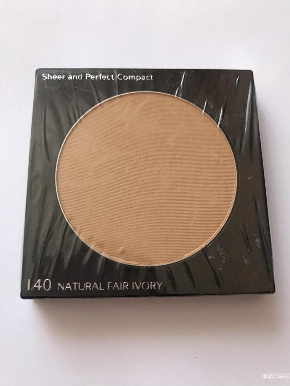Пудра Shiseido Sheer and Perfect Compact, тон i40.