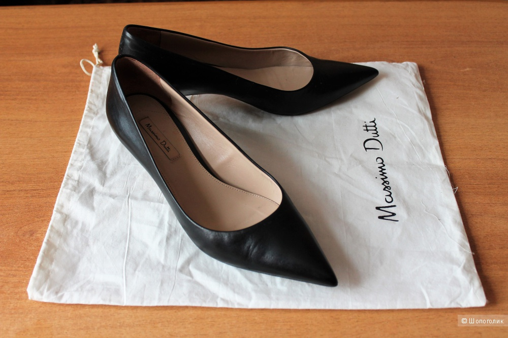 Туфли Massimo Dutti 37