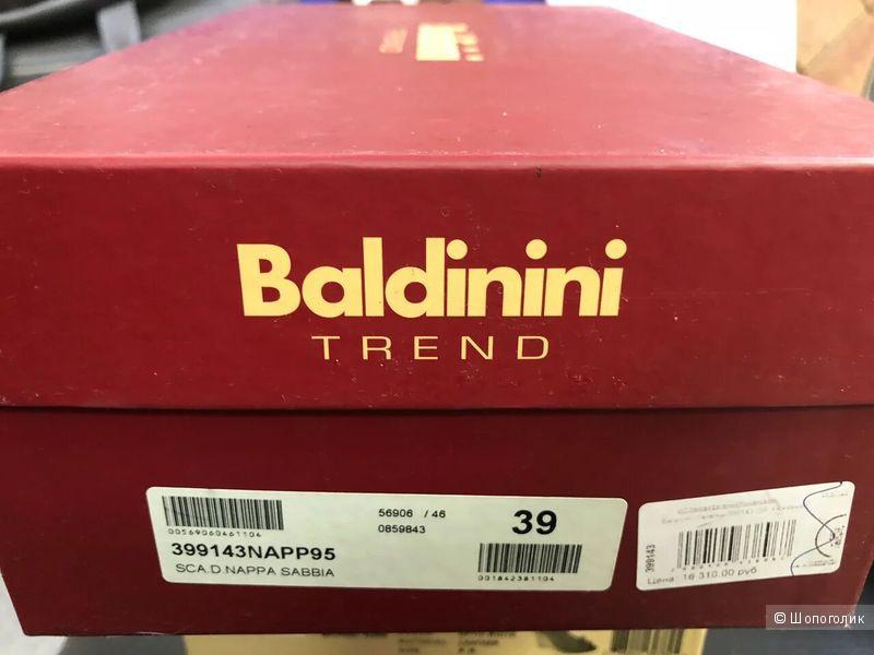 Туфли BALDININI TREND, размер 39