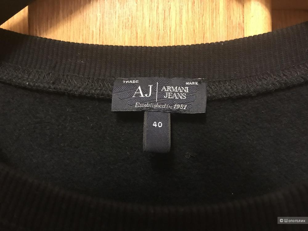 Толстовка Свитшот Armani Jeans, р.S