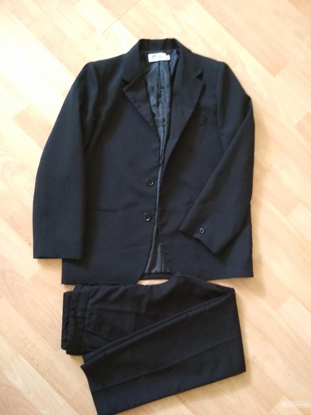 Сет пиджаки и брюки размер 134