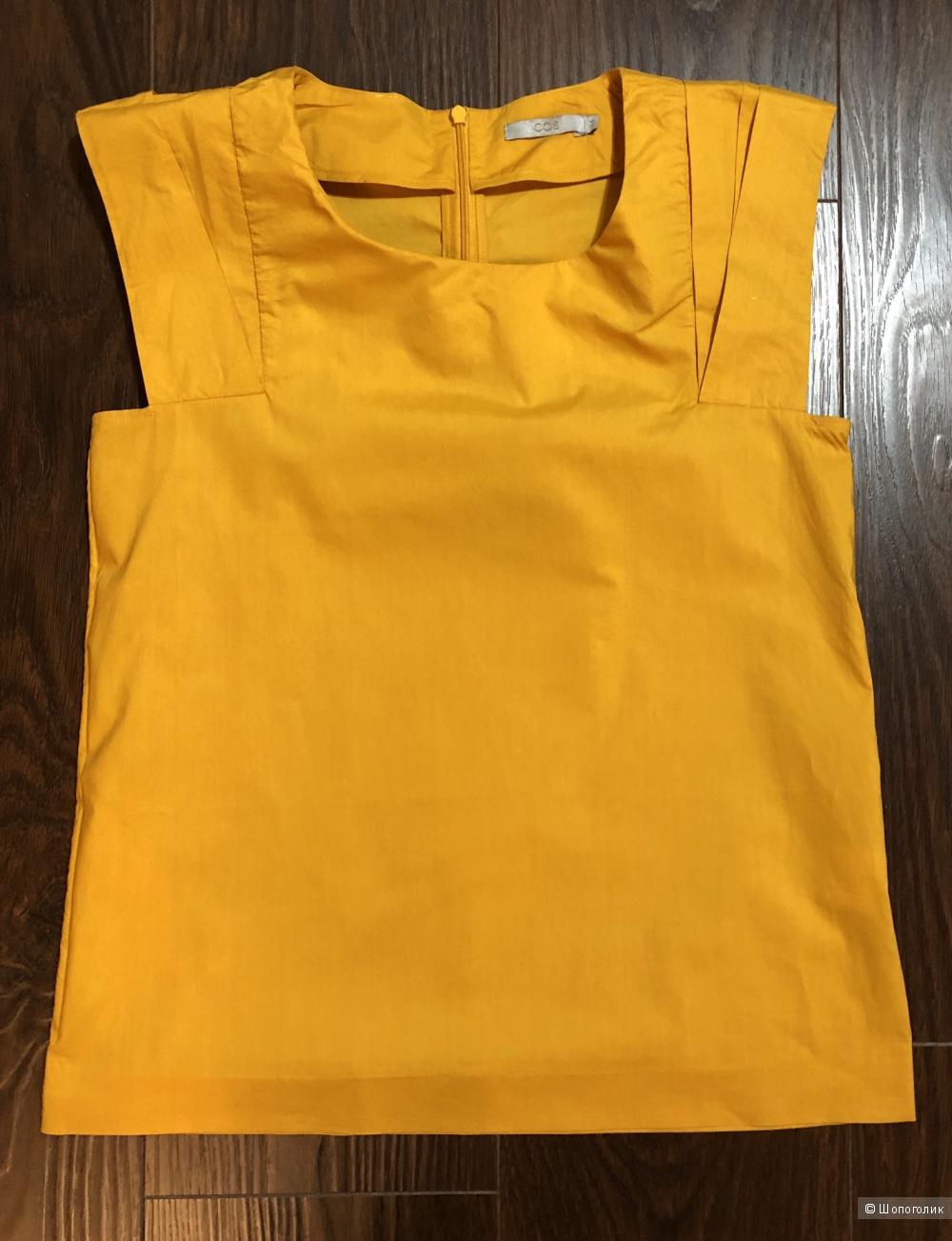 Блуза COS 34 евр/40-42рос