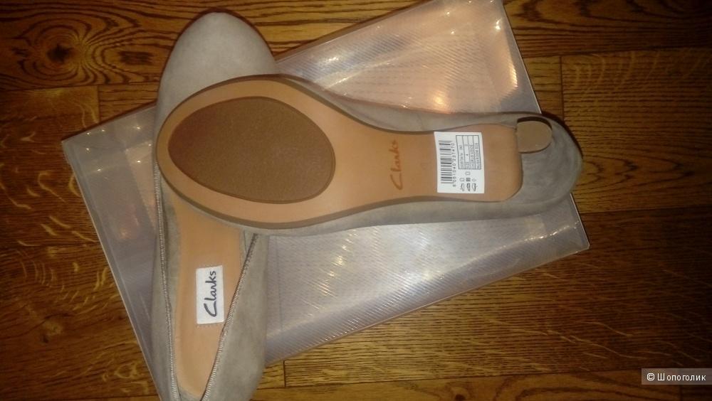 Туфли Clarks размер 36