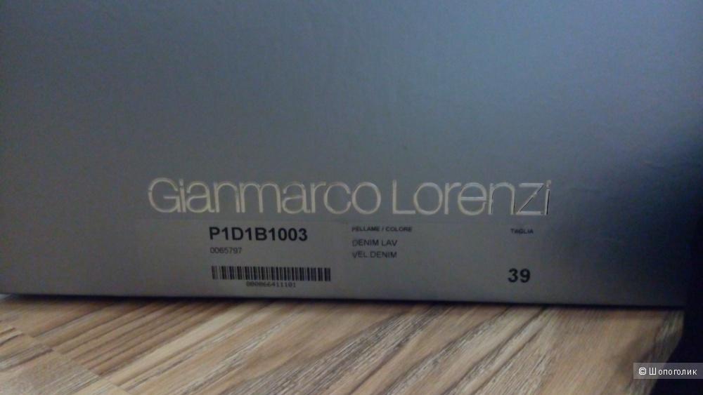 Ботильоны Gianmarco Lorenzi 39 размер