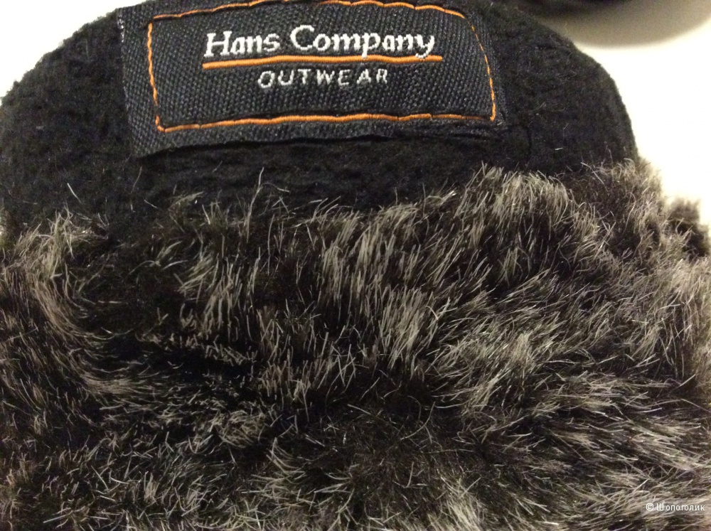 Кожаные рукавицы Hans Company Outwear р.7-7,5