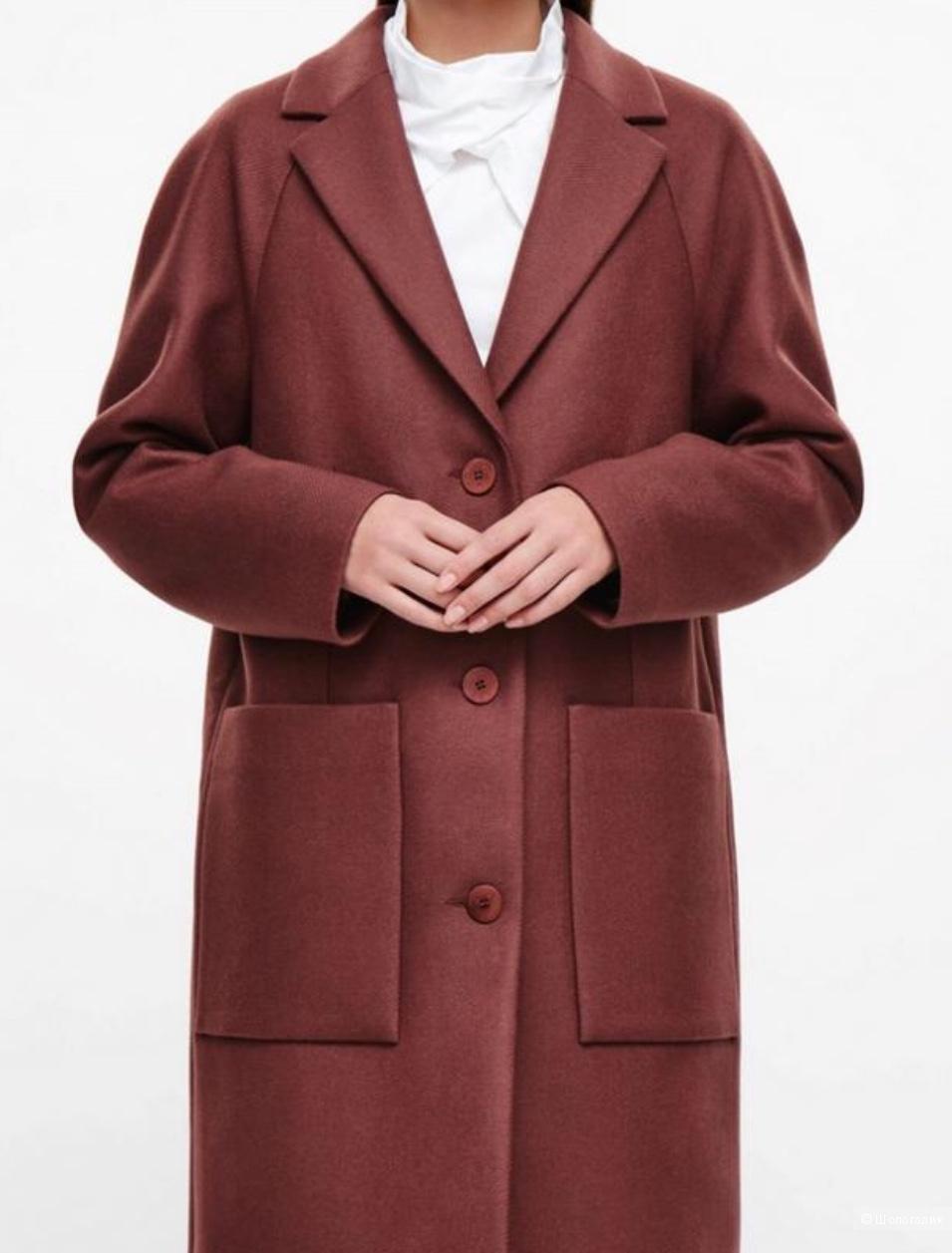 Пальто Cos. Размер: 36