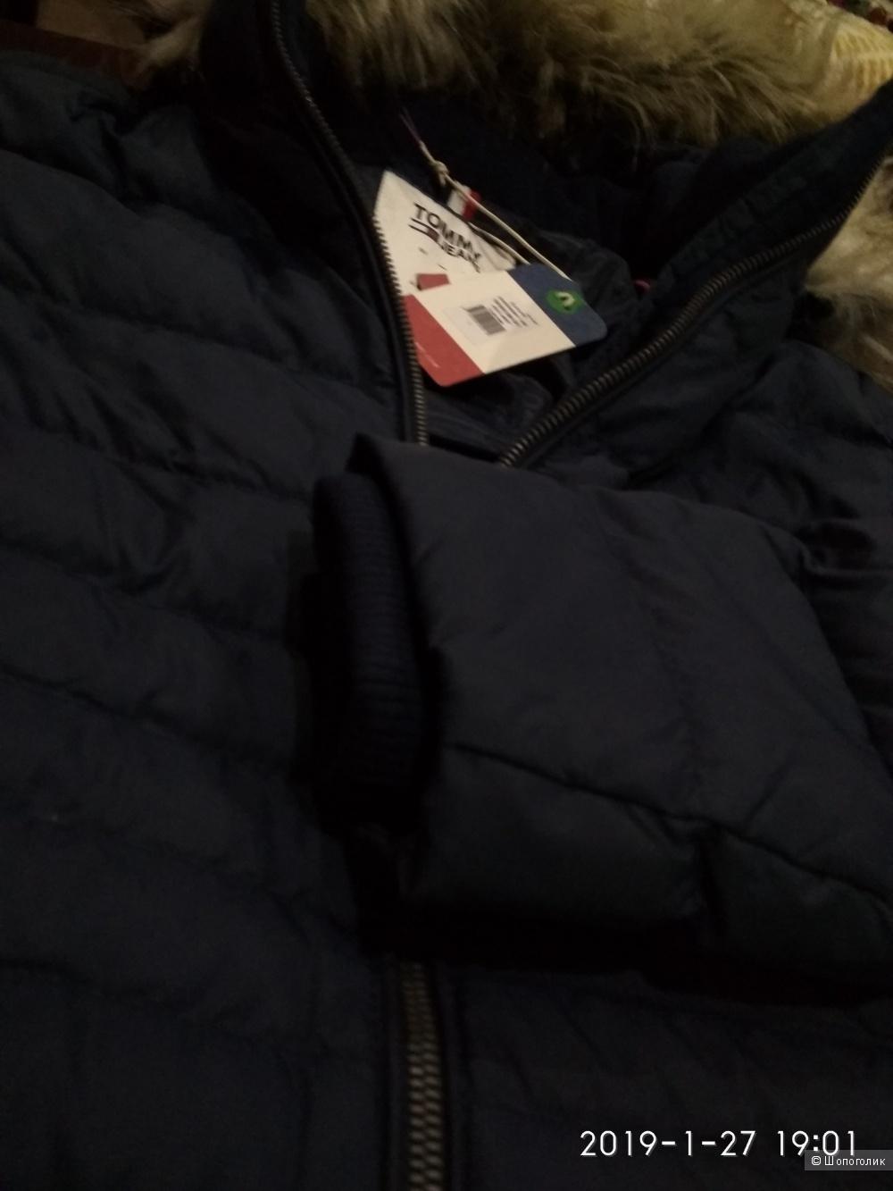 Tommy Jeans пуховик размер L