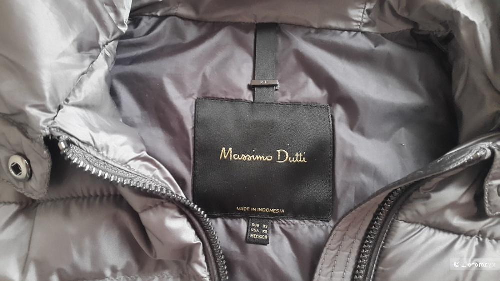Куртка  Massimo Dutti XS-S 42-44