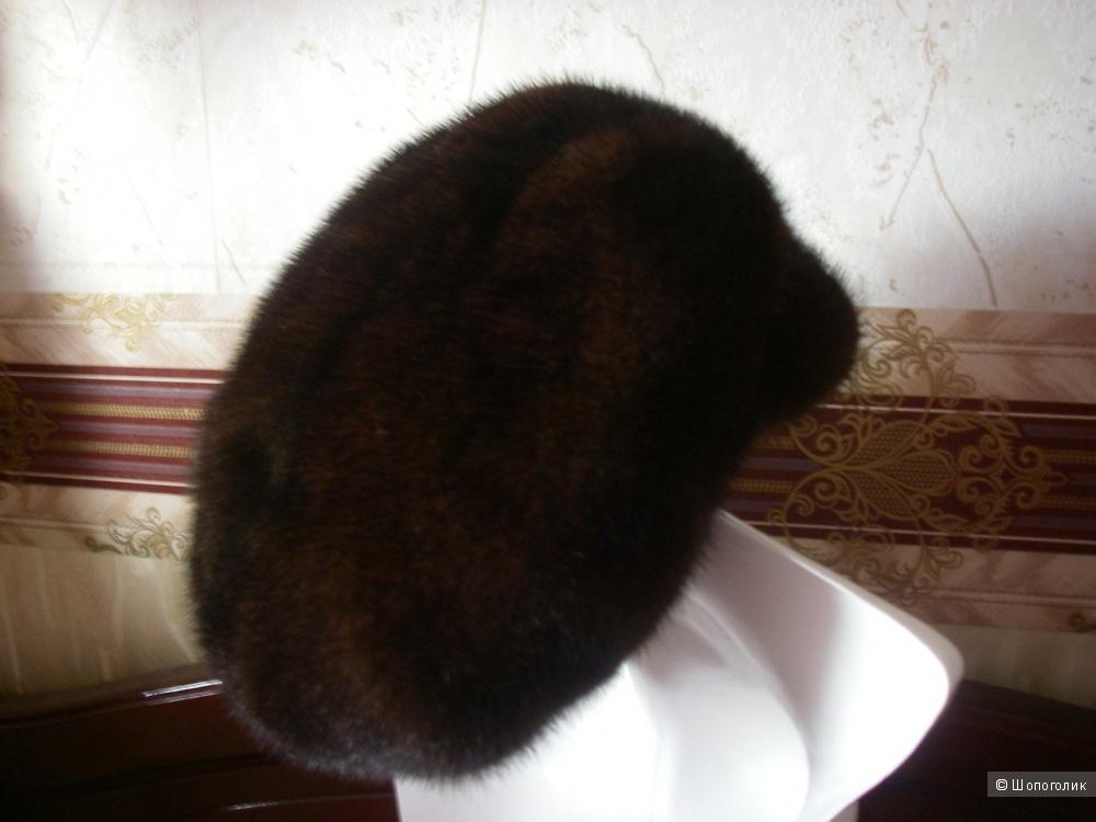 Кепи норковое, размер 4