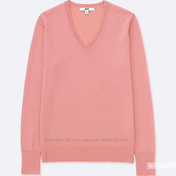 Пуловер Uniqlo р. L