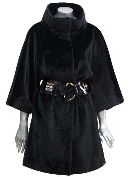 Демисезонное пальто Lasagrada M 44-46 серое