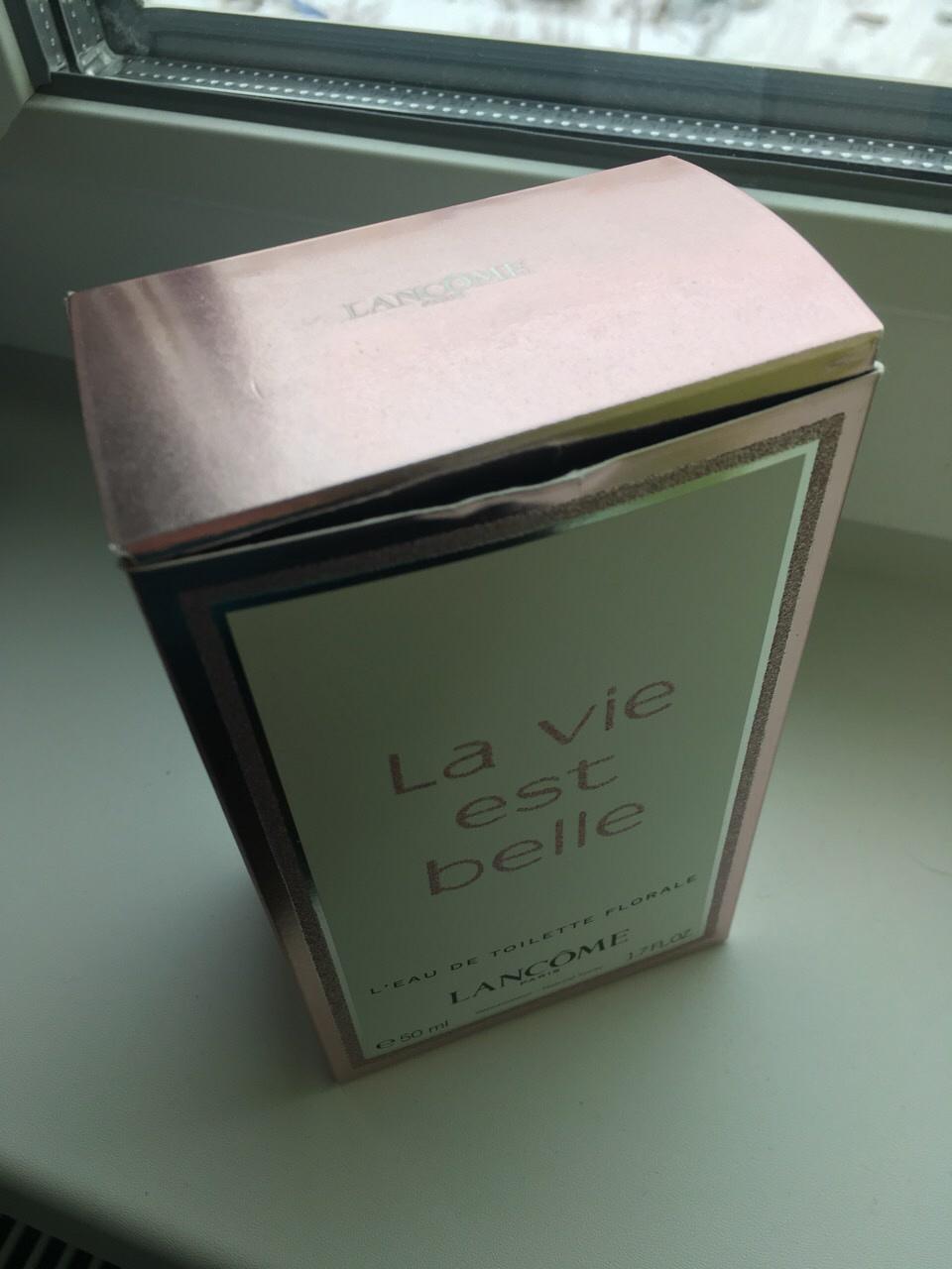 Туалетная вода Lancome La Vie Est Belle Florale, 50 мл