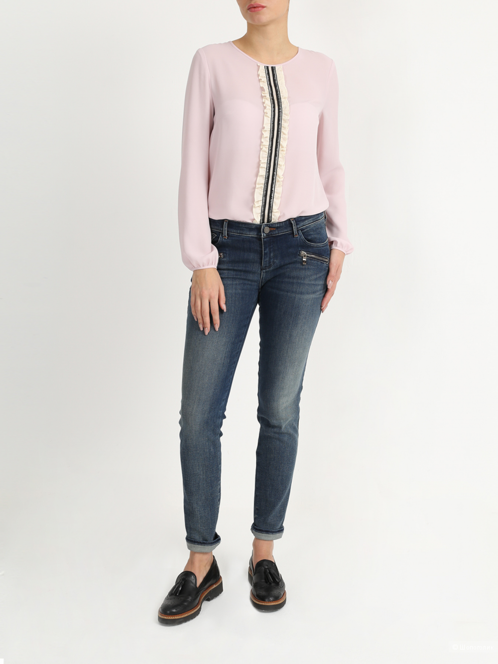 Блуза Korpo Two , 52 размер