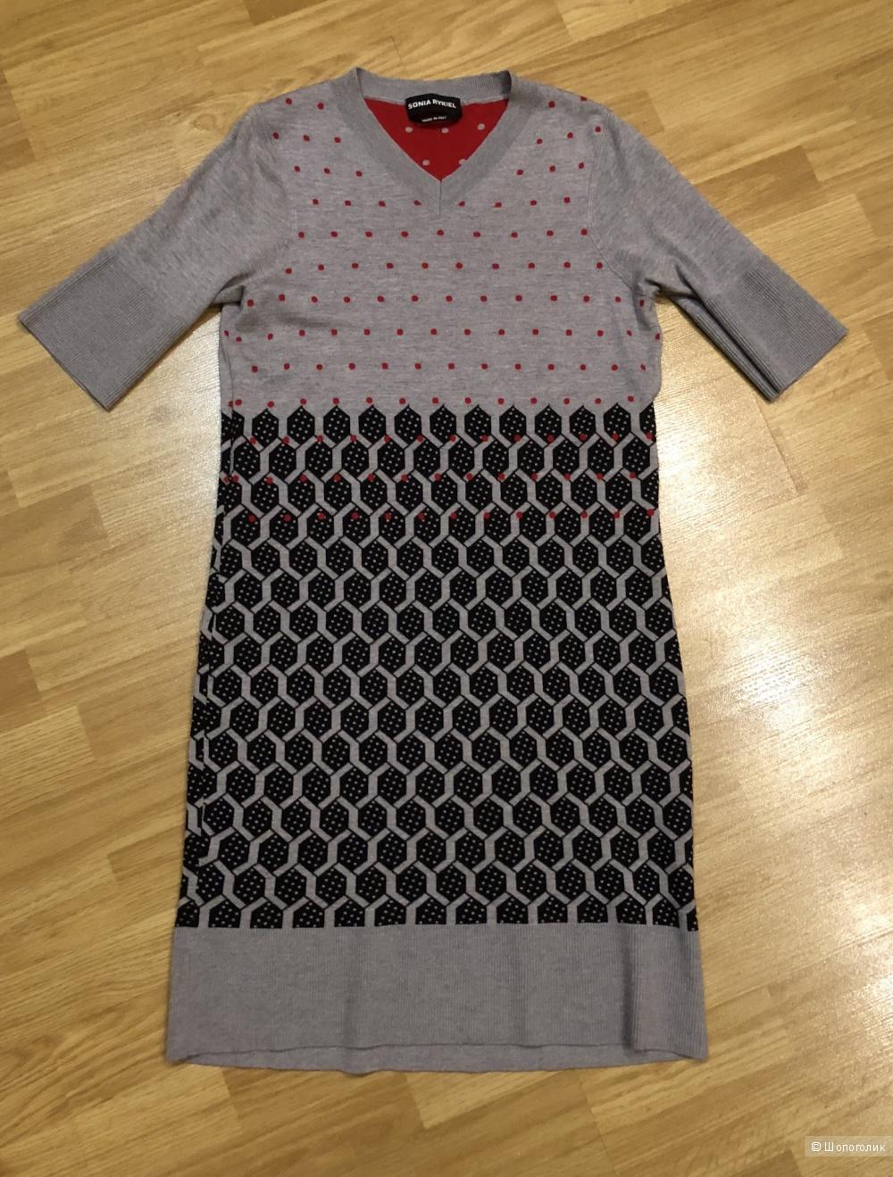Платье Sonia Rykiel, р. S