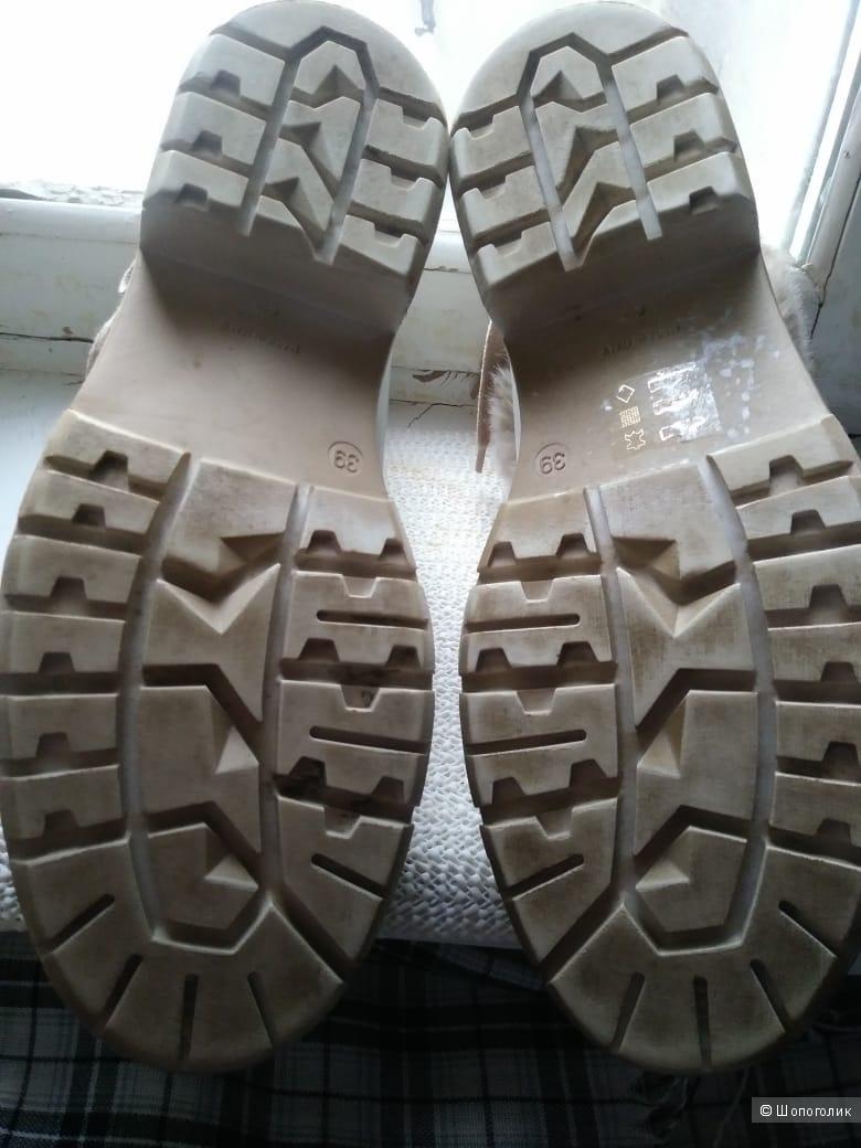 Ботинки ALBA, размер 39