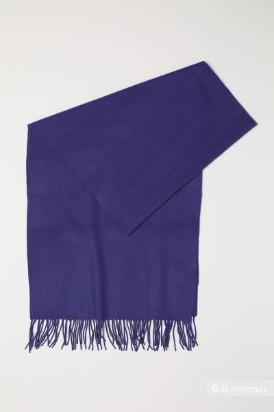 Шерстяной шарф g.d., размер 29*155
