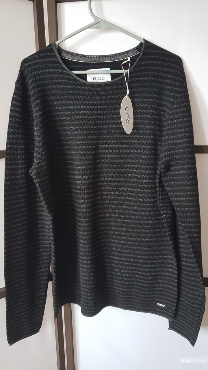 Пуловер e d c, размер xl