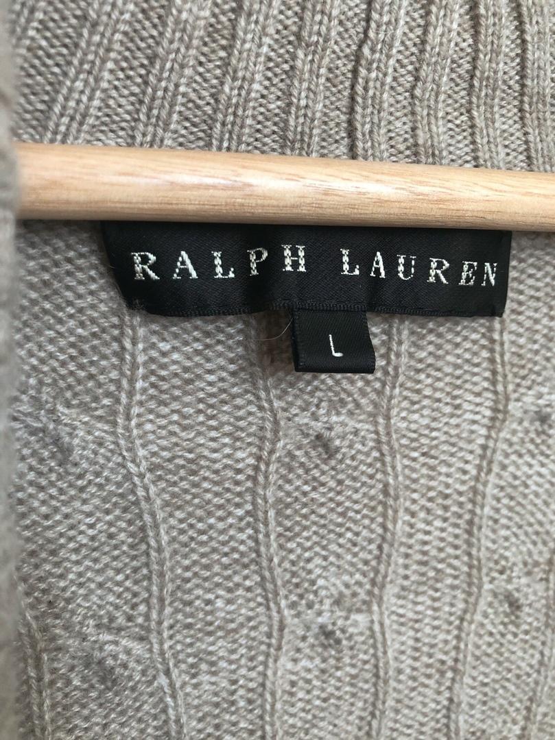 Кашемировый кардиган Ralph Lauren (L, RUS 48-52)