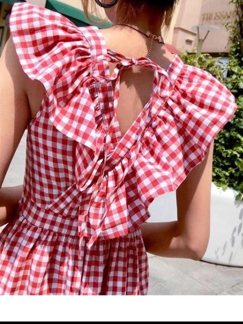 Платье ZERO.D.C. S-M