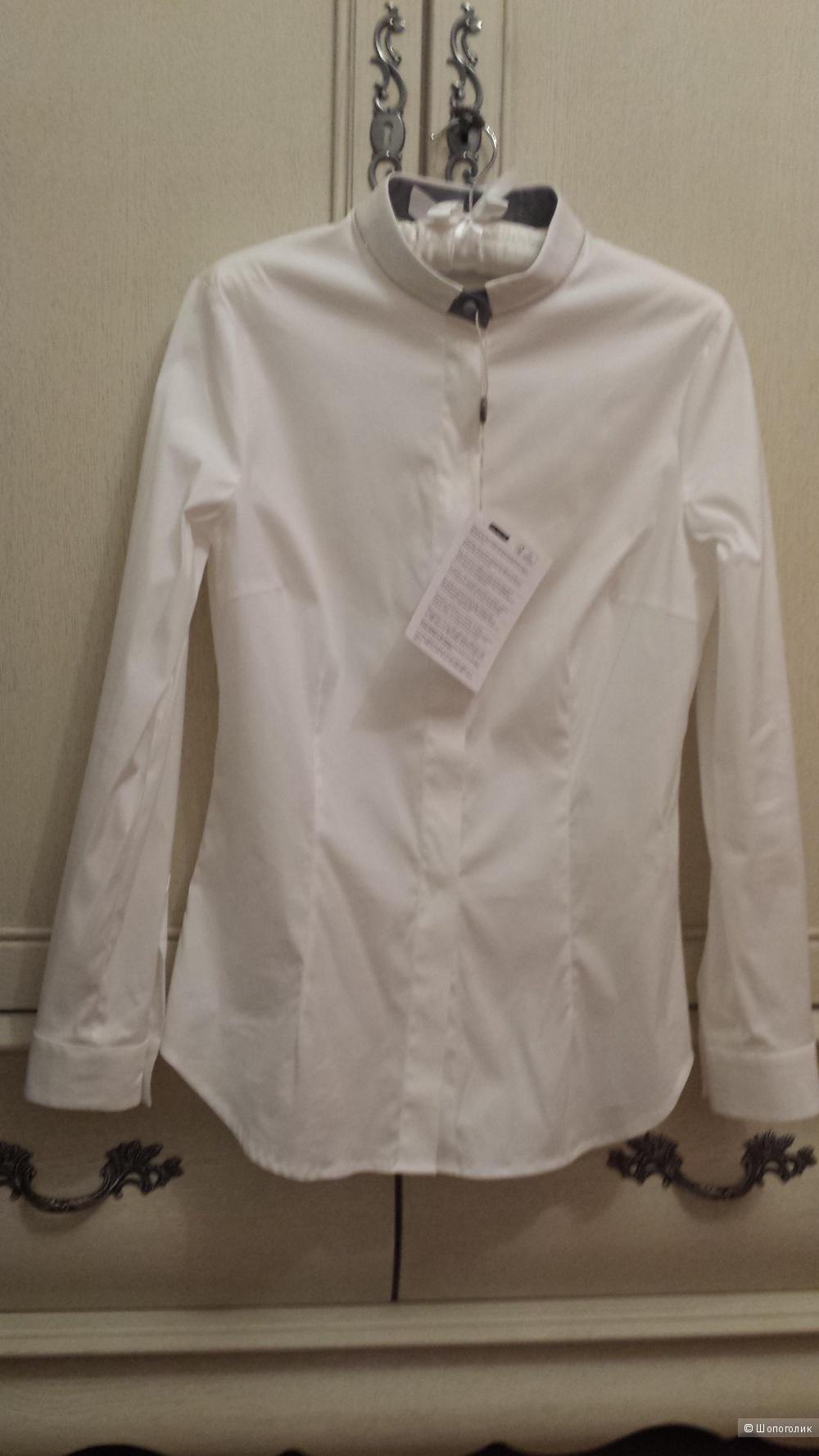 Рубашка PESERICO, 42 It, белая