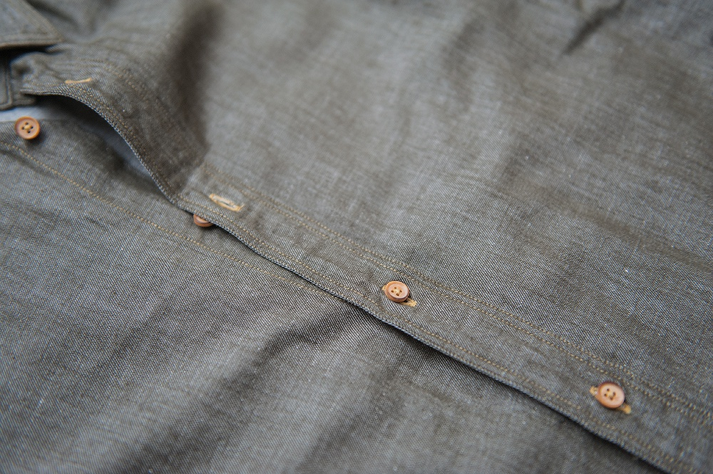 Мужская рубашка Massimo Dutti р. М