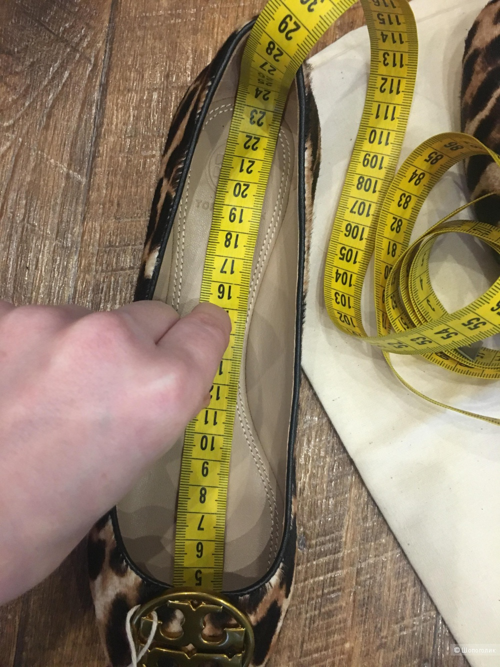 Балетки Tory Burch 36 размер