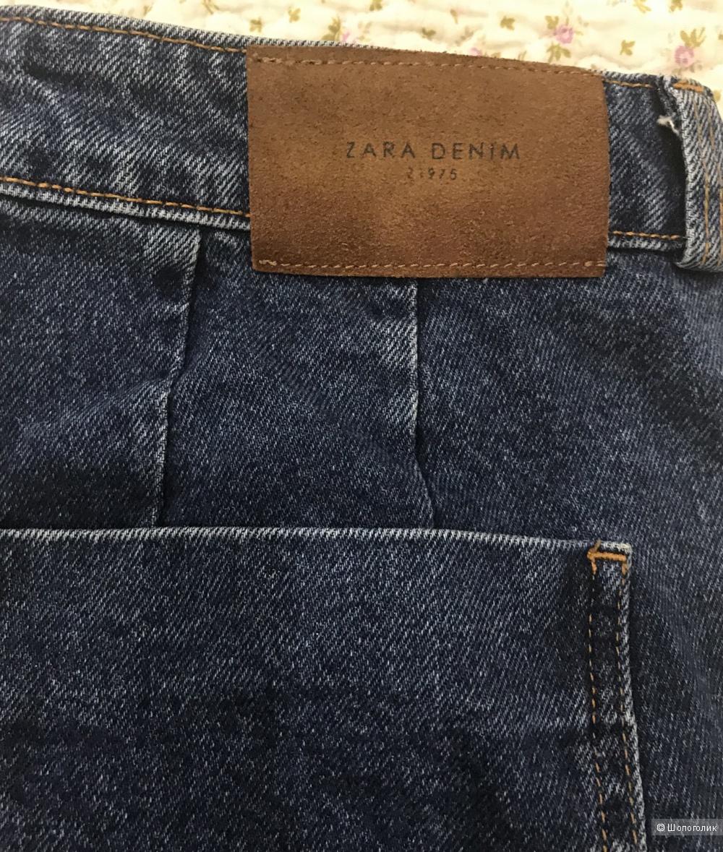 Джинсы Zara, размер 10US чёрные