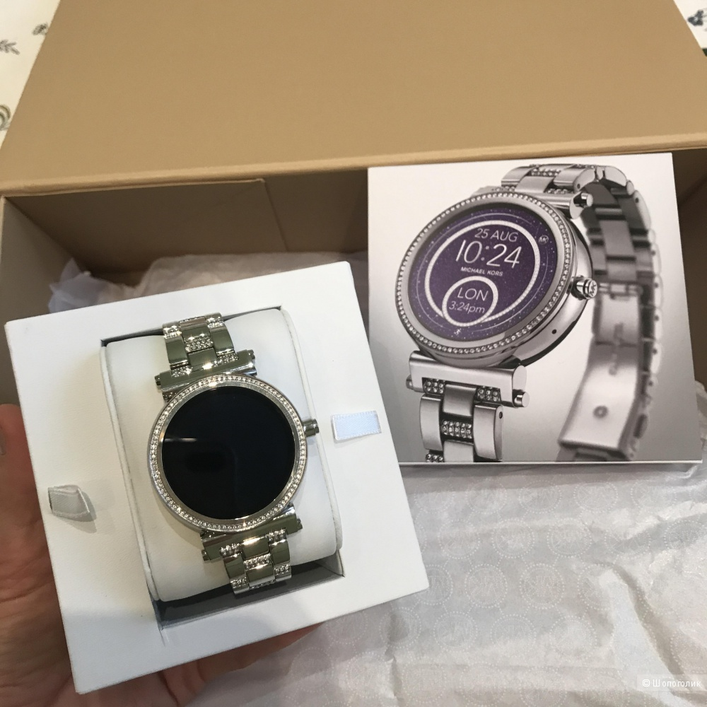 Продам smart watch Michael kors