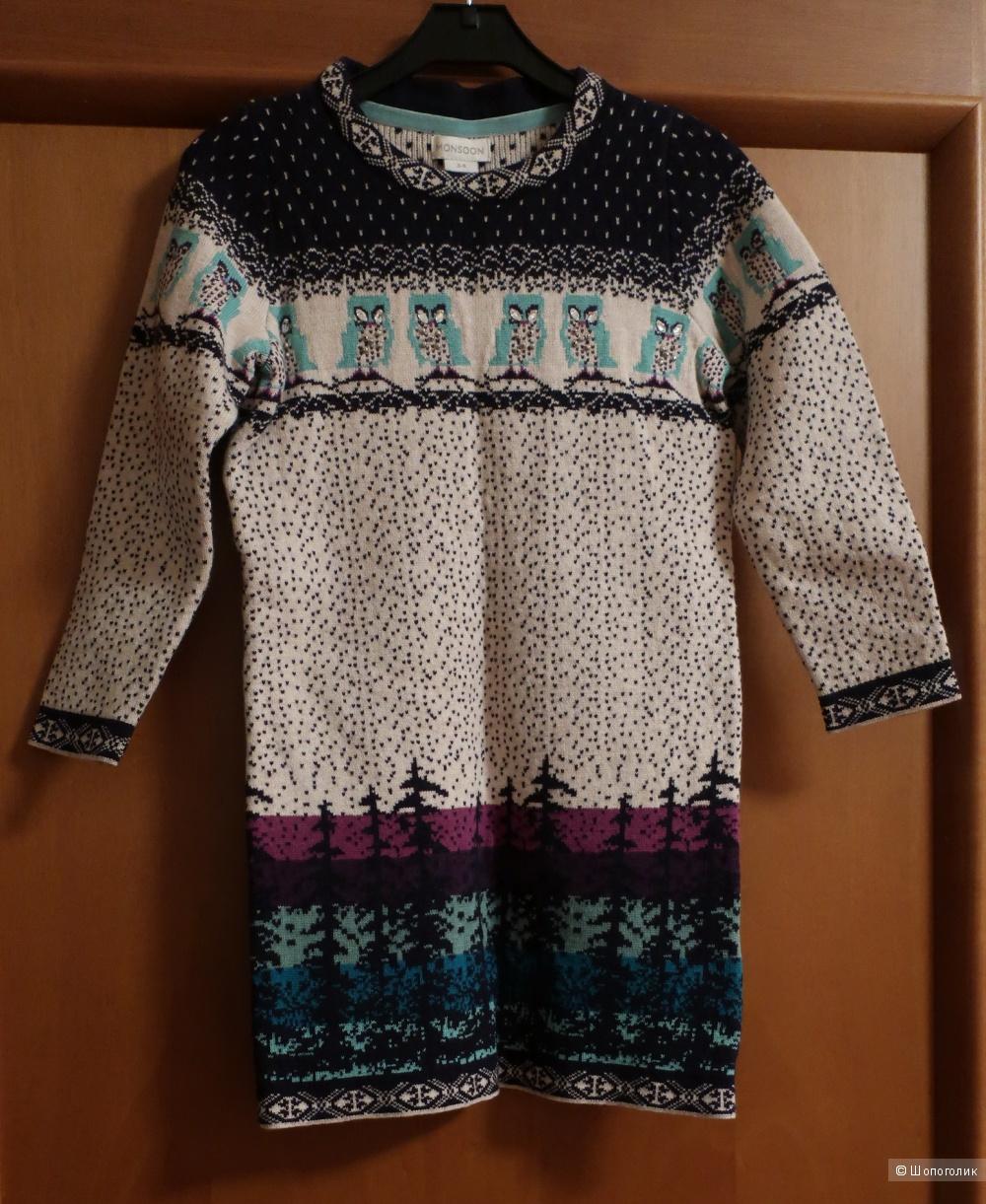 Платье Monsoon, 3-4 года (98-104 см)