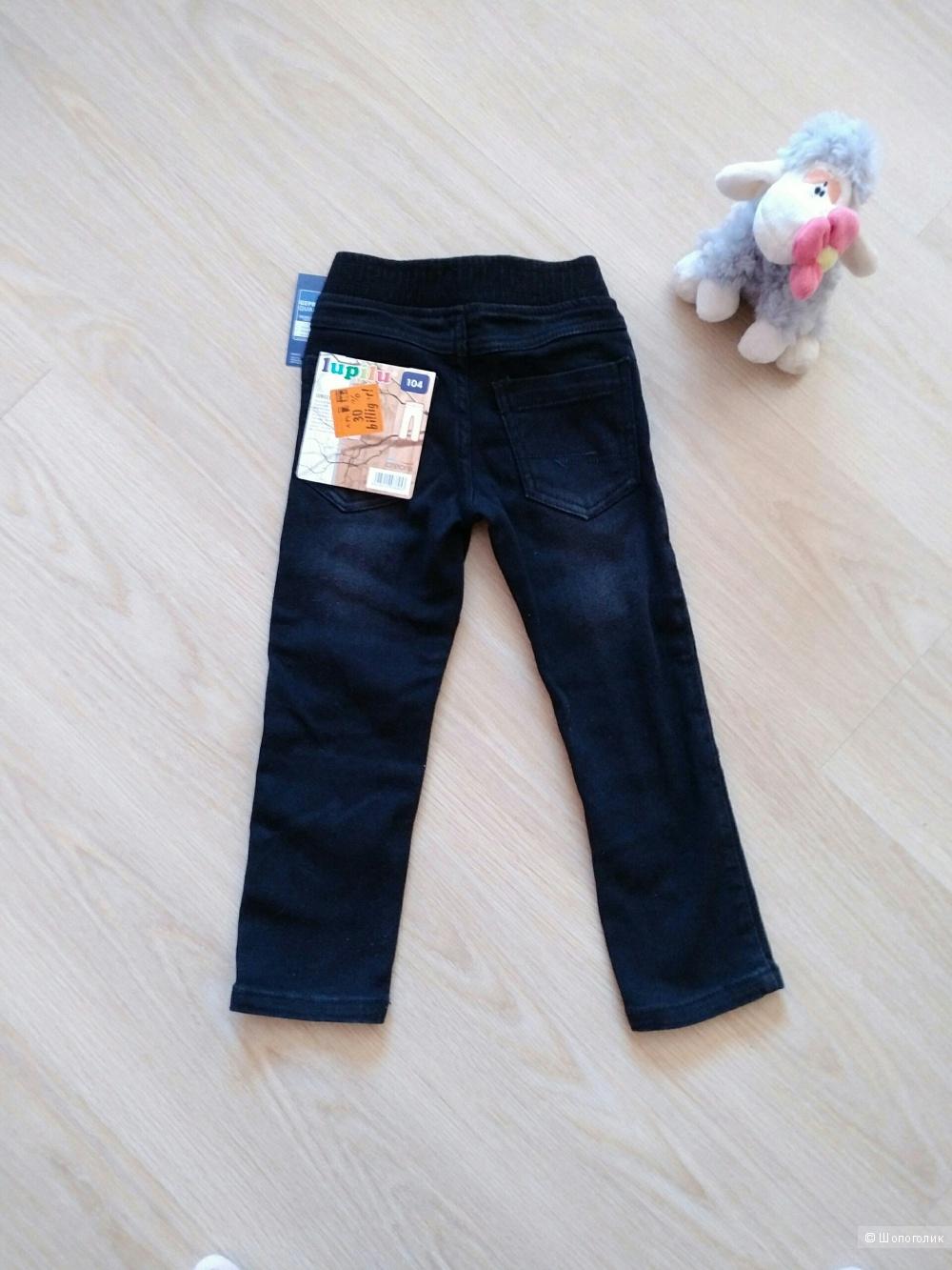 Детские джинсы Lupilu размер 104