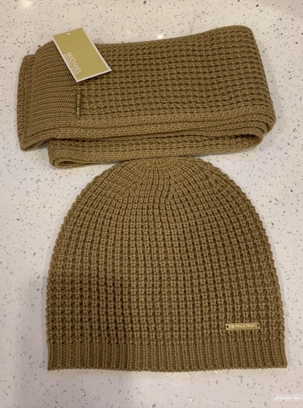 Набор шапка и шарф Michael Kors